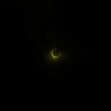 金環日食観察記